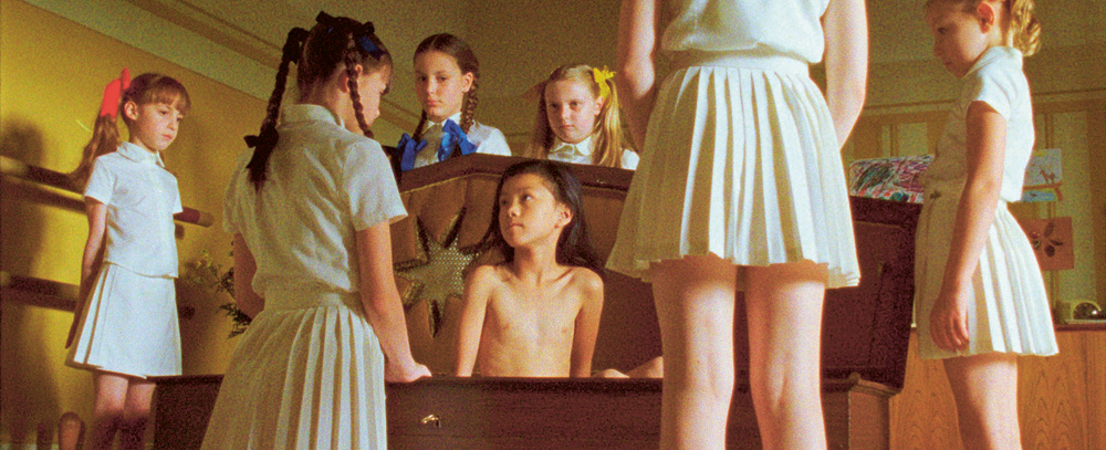 Courtesy film still: Lucile Hadžihalilovic´ and Wild Bunch