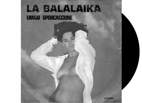 La Balalaika is perfection to me: lewd but not too much so, badly done and very recognizable.