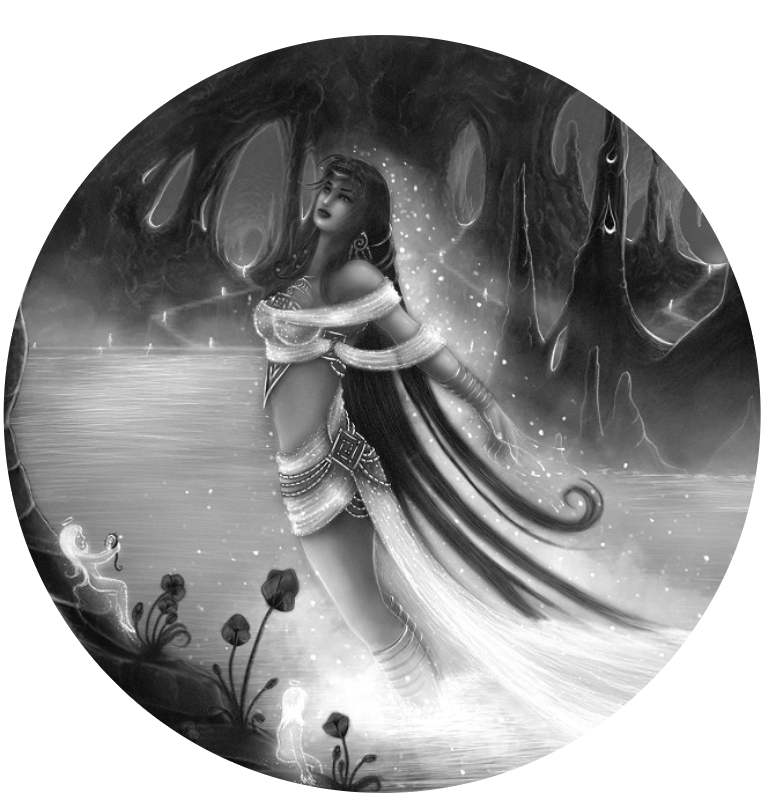 In Greek mythology, Lethe is one of the five rivers of the underworld of Hades. Lethe was also the name of the enchanting spirit of forgetfulness and oblivion, with whom the river is often associated.