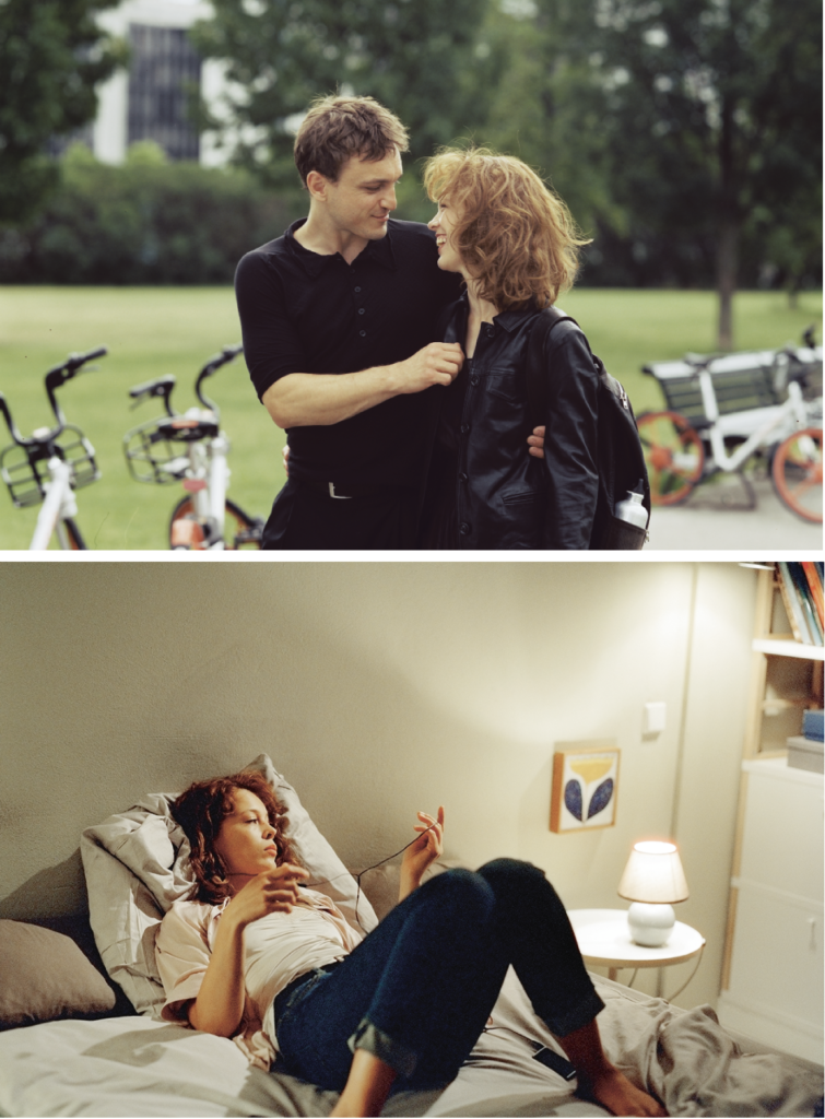 Couratesy film stills: Christian Petzold and Cherry Pickers, Amsterdam
